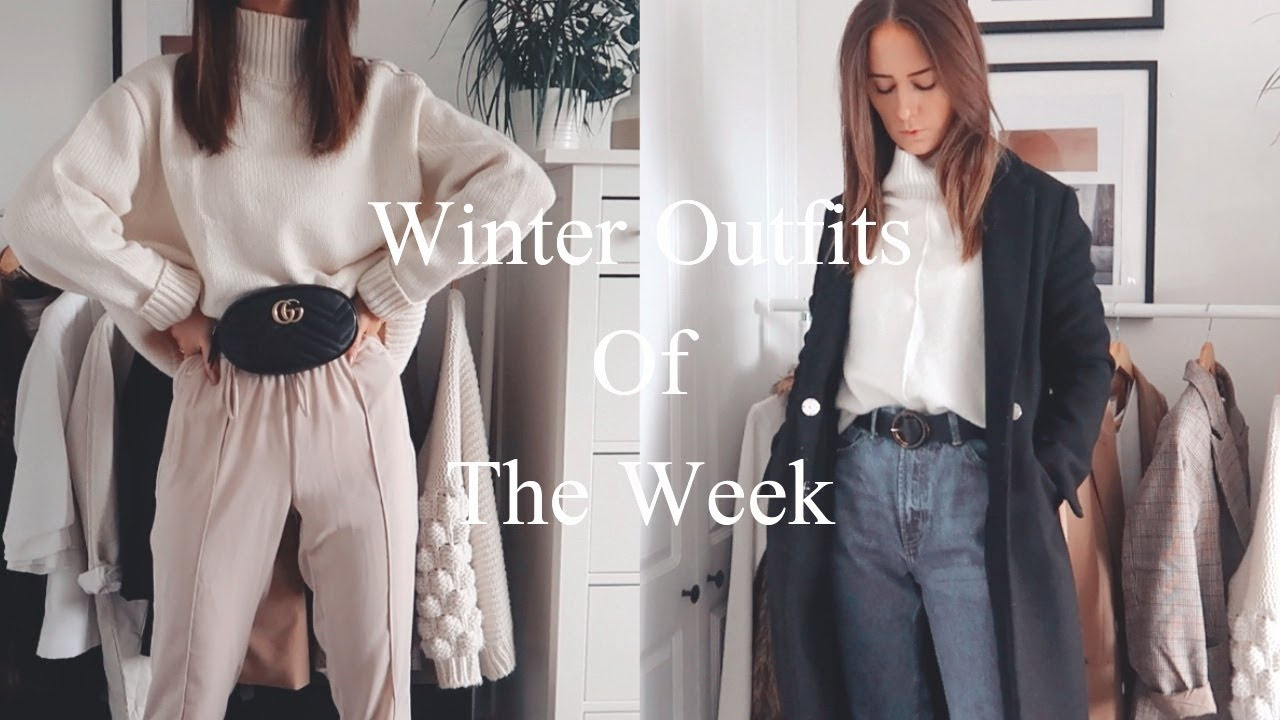 Winter Outfits Of The Week   2019 9