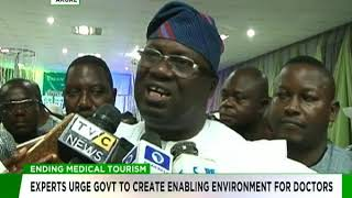 Experts urge government to create enabling environment for doctors
