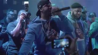Benny the Butcher • Tana Talk 3 LIVE at SOBs NYC•ft. Westside Gunn, Conway & Meyhem Lauren • 1/2