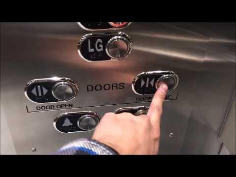 Modernized OTIS Traction Elevator at 890 W. Pender St. Vancouver