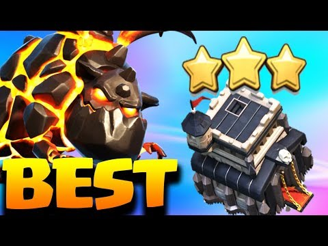 Best TH9 Attack Strategy How to Gobolaloon 2018 in Clan Wars Clash of Clans