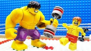 lego-bodybuilding-wrestling-gym-fail