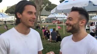 Victor Crone Interview
