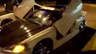 our car club, (tiburon, accord, civic, stratus)