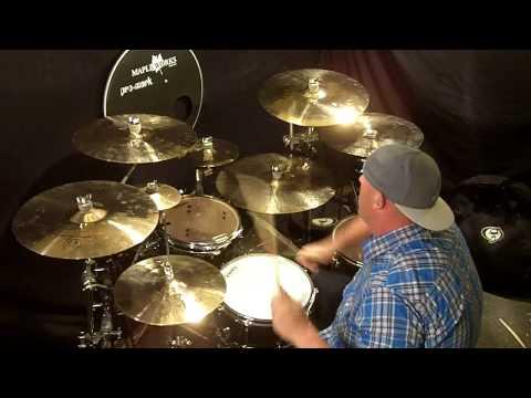 Sevendust - Enemy [Drum Cover]