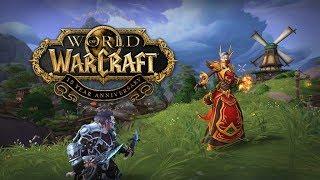 %World of Warcraft% Classic lvl /Realm sharzzarh @Abohassan حياكم الله🔥