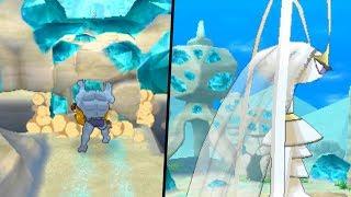 Pokémon Ultra Moon: Pheromosa's Ultra Desert