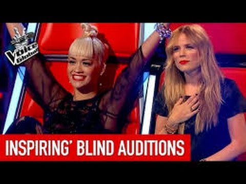 The Voice - Blind Auditions - Most Inspiring & Emotional Auditions