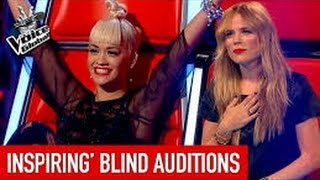 the voice blind auditions most inspiring emotional auditions