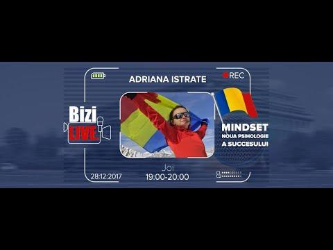 MindSet - Noua Psihologie a Succesului cu Adriana Istrate