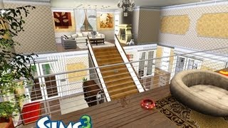 The Sims 3 House Designs - Royal Elegance