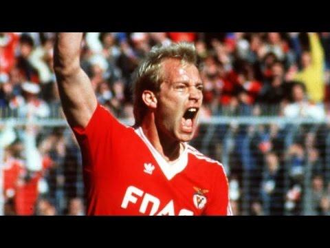 Mats Magnusson ● Sport Lisboa e Benfica ● 1987-1992