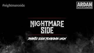 Download Lagu Dihantui Sosok Pemakaman Umum [NIGHTMARE SIDE OFFICIAL] - ARDAN RADIO mp3