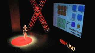 Searching for the other 95% of the universe | Kevin Lannon | TEDxUND