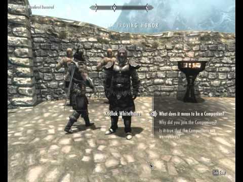 Tes V Skyrim Walkthrough Master Part 23 Another