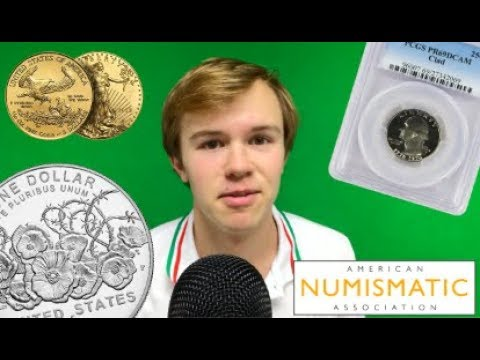 FREE QUARTER + SILVER DOLLAR + GOLD + MORE - ANA American Numismatic Association Coin Week