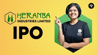 Heranba Industries Limited IPO Review by CA Rachana Ranade