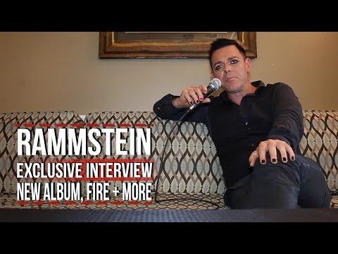 Rammstein's Richard Kruspe on New Album, Fire, Musical Orgasms + More