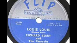 RICHARD BERRY  Louie Louie  1957