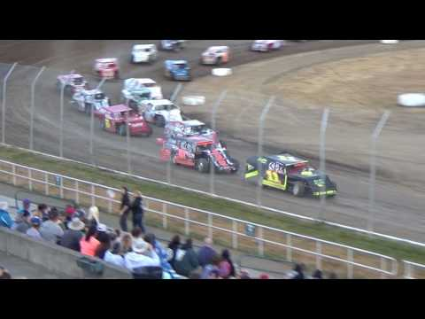 Grays Harbor Raceway, July 29, 2017, 18th Annual NW Modified Nationals B-Main