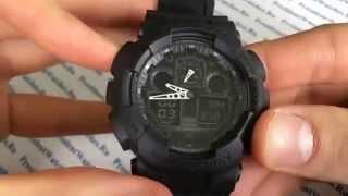 Часы Casio G Shock Касио джи шок, видео, обзор, цена, купить(Купить часы Casio G Shock здесь - http://gshockviphit.ru/?lnk=65007 Часы Casio G Shock (Касио джи шок), видео, обзор, цена, купить. Прочнос..., 2014-07-21T09:19:43.000Z)