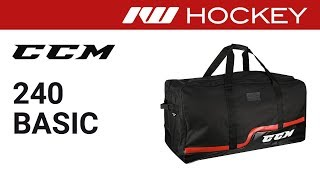 CCM 240 V2 Hockey Bag Review