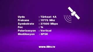 Fil TV yeni uydu parametreleri 2016