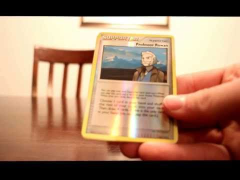 40 Mysterious Treasures Booster Pack Opening Part 1