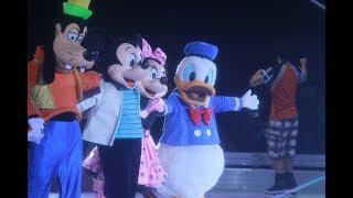 ディズニー・オン・アイス ミッキーのスペシャルセレブレーション!【後...