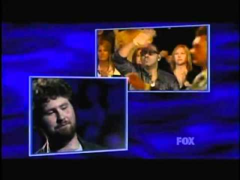 Final Song & Elimination - Casey Abrams - Spell On You - American Idol Top 6 Results - 04/28/11