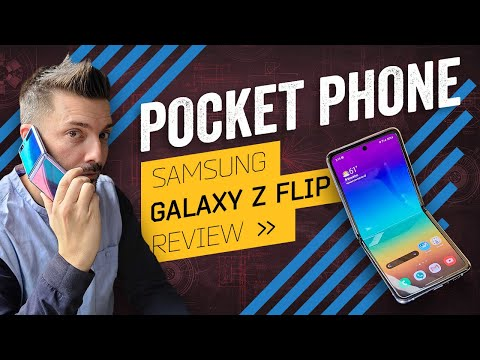 Galaxy Z Flip Review: The Small Smartphone Is Back – And It's Bigger Than Ever
