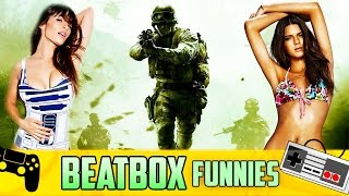 vuclip BEATBOX for a HORNY CHICK! - Beatbox Funnies (Modern Warfare Remastered)