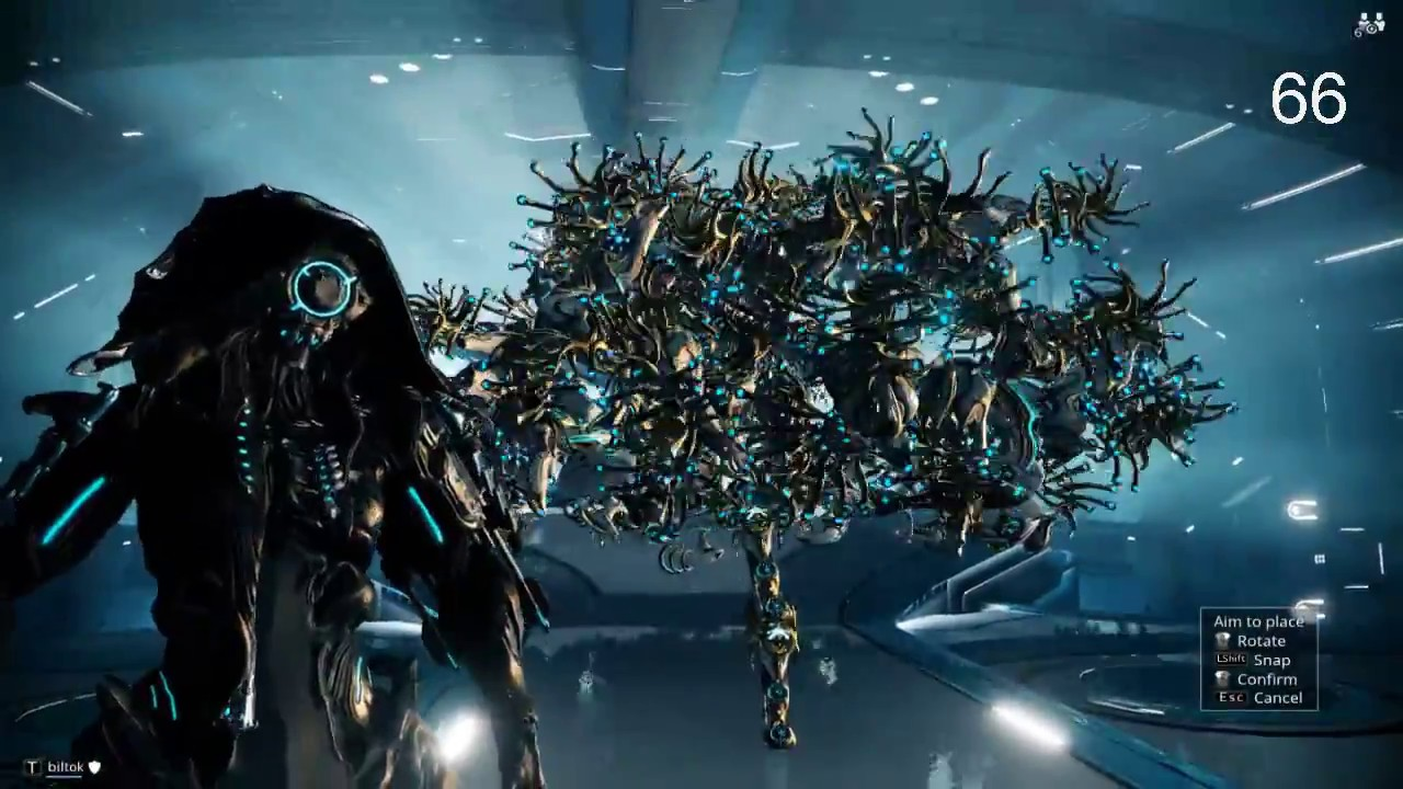 Warframe - 100 Layers of Ayatan Sculptures - YouTube