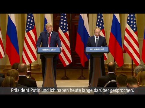 Trump-Putin-Gipfel: 'Melania, nimm