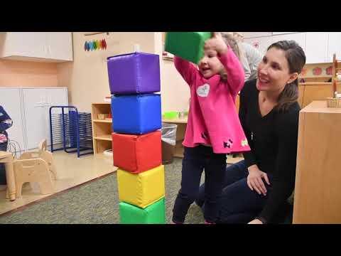 West Side Montessori's Parent-Child Program