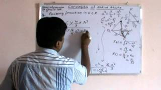 Concepts of Solid State (Problem Solving)