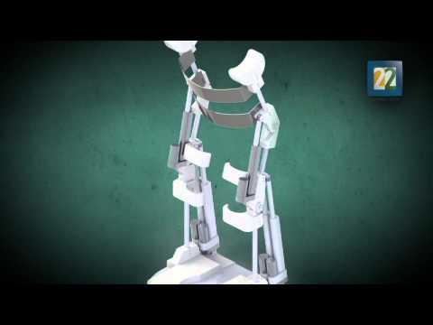 Exoesqueletos para el trabajo