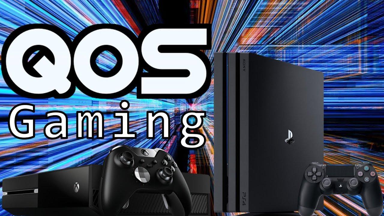 QOS Setup for Gaming | UPSchannel eu