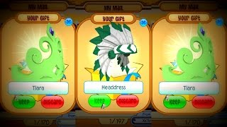BEST ANIMAL JAM MAIL TIME EVER!!
