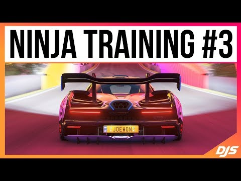 NINJA TRAINING #3 Hyperspeed Autocross - Forza Horizon 4 thumbnail