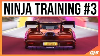 NINJA TRAINING #3 Hyperspeed Autocross - Forza Horizon 4