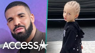 Drake's Son Adonis Has First Day Of School