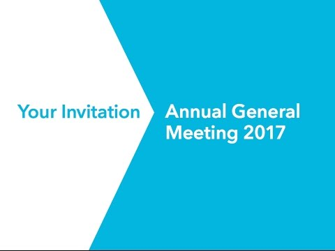 The Co-op AGM | May 20th 2017