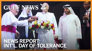 Salute to a tolerant UAE