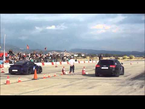 Audi RS6 Madness Motorsport Stage 2 vs Porsche 997 Mk1 DT1200R