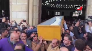 تشيع جثمان الفنان أحمد راتب من «مسجد الحصري» بـ٦ أكتوبر