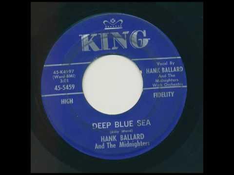 DEEP BLUE SEA Hank Ballard & the Midnighters KING 5459 Billy Ward