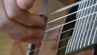クラシックギター奏法 右手の具体的な弾き方 by 島崎 陶人 thumbnail
