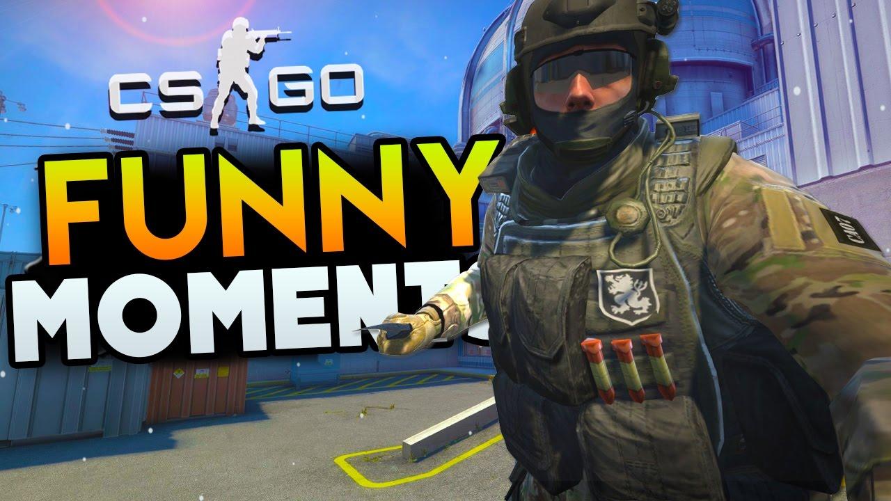 CS:GO FUNNY MOMENTS   Sneaky Zeus, Ninja Fail, Silver Performs! (CSGO)