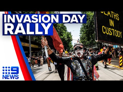 Australia Day events cancelled and scaled back | 9 News Australia thumbnail